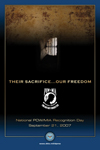 2007 pow mia recognition day poster