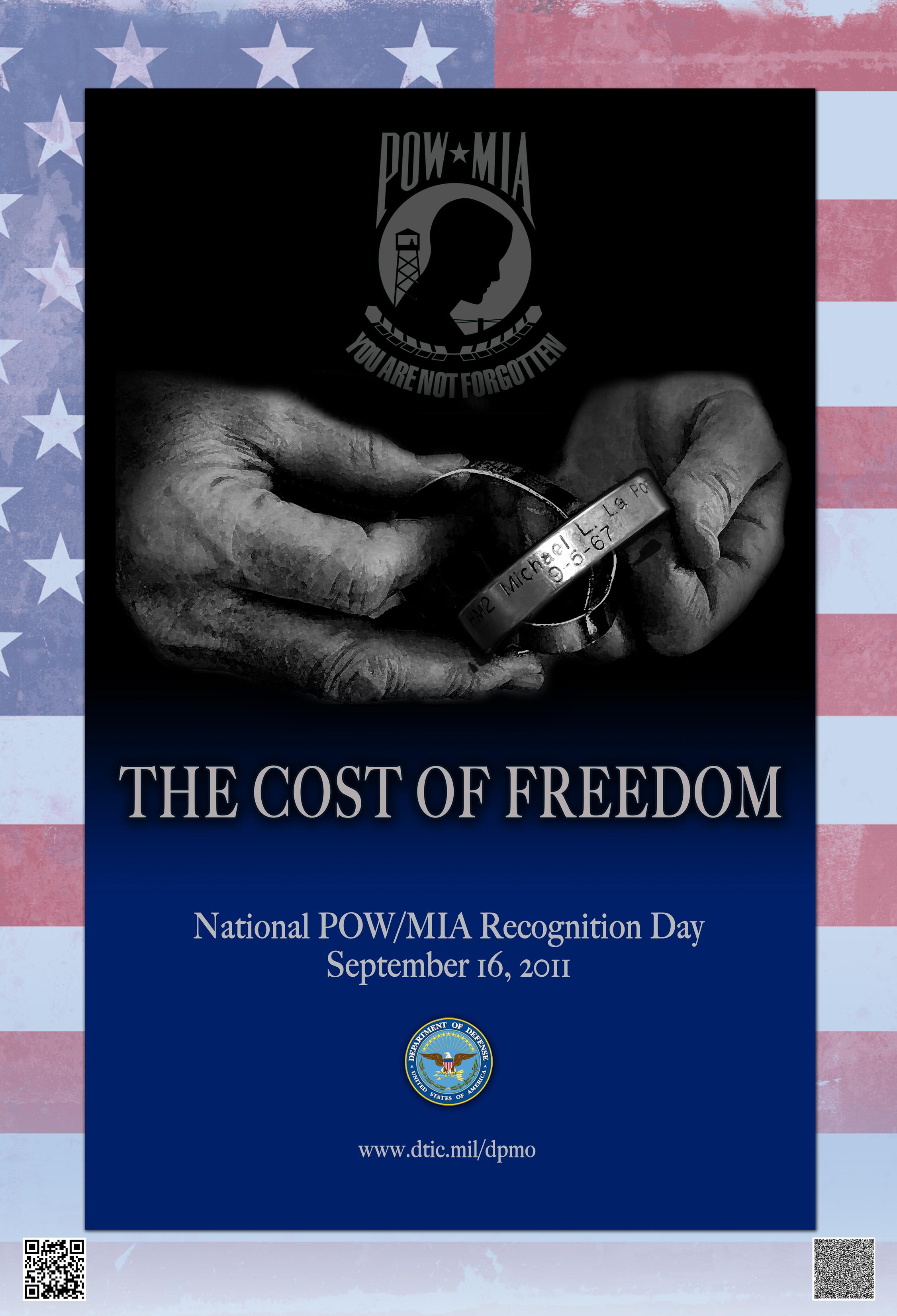 defense pow  mia accounting agency  u0026gt  families  u0026gt  posters