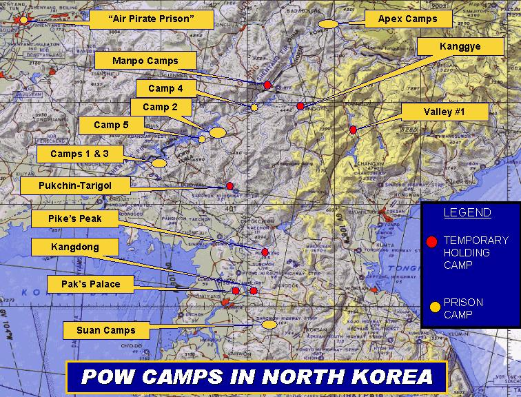 Defense POWMIA Accounting Agency Our Missing Korean War Maps
